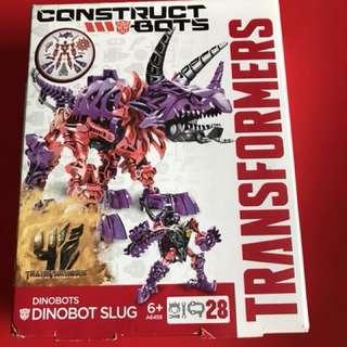 Transformer Dinobots Slug
