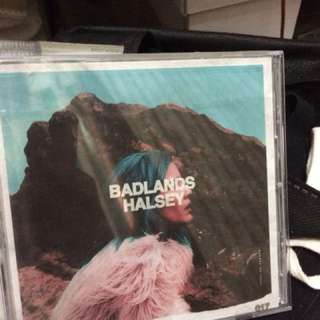 Halsey Badlands Album