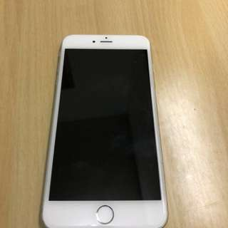 Iphone 6plus 64gb silver with box