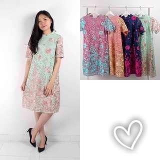 Emoret Lace Dress