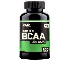 健身營養品*美國熱銷Optimum Nutrition BCAA支鏈胺基酸(200顆)大包裝