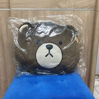🚚 熊大頭型枕頭