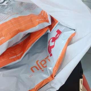 Sending out parcels again! 🙏🏻❤️