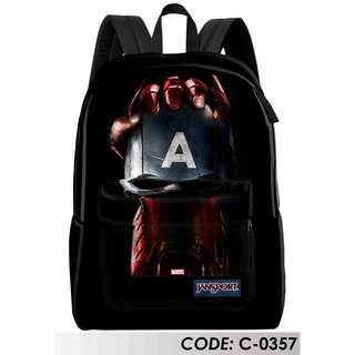 JANSPORT - CHARACTER PRINT