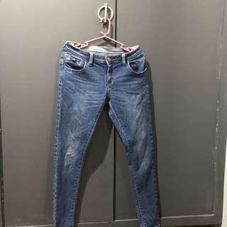 Lee Skinny Denim Jeans