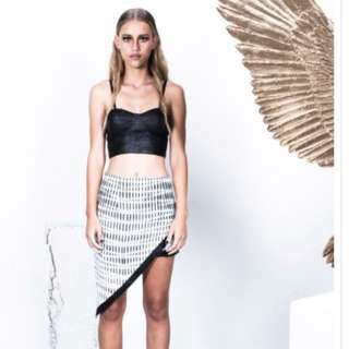 Ixiah- Faithless Skirt Rrp$249.95