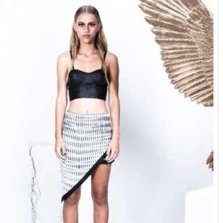 Ixiah- Faithless Skirt Rrp$249.95