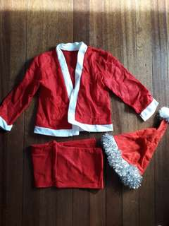 Kid's Christmas Costume