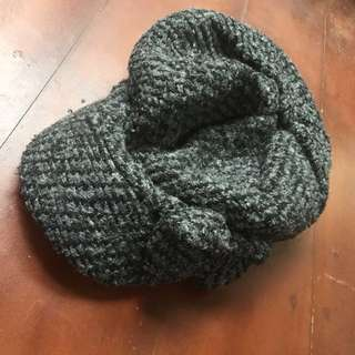 Painter's Knitted Cap