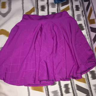 PRE LOVED_Skater Skirt