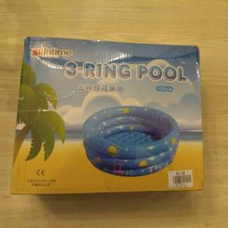 Inflatable Pool 140cm