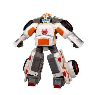 BNIB Playskool Heroes Transformers Rescue Bots Medix The Doc Bot Action Figure