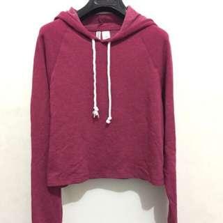 HNM CROP hoodie