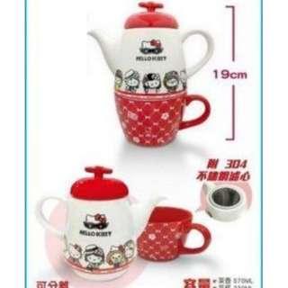 Hello Kitty 下午茶組