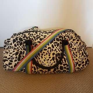 Sportsgirl Leopard Print Bag