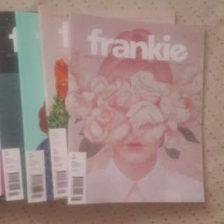 Frankie Magazine Bundle