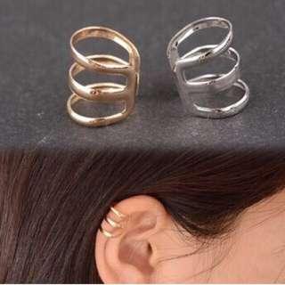 Ear Clip Cuff Earring 1pc