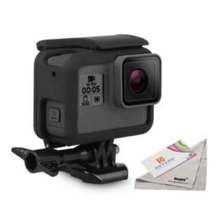 Deyard Standard Frame Mount Protector Housing With Quick Release Buckle for HERO 5/ HERO 6 Action Camera