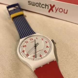 Swatch x You 錶 41mm (100% new)