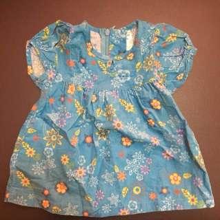 Pumpkin Patch Baby dress (6 months)