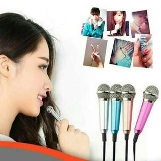 Headset Smule new microphone mini
