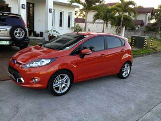 FORD FIESTA S 2013 MODEL A/T 1st Owner REPRICED
