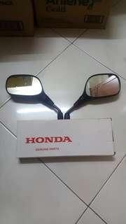 Honda bike motorbike motorcycle genuine side mirror