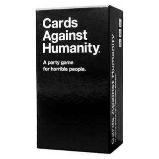 Cards Against Humanity (MAIN AND FOR HER)