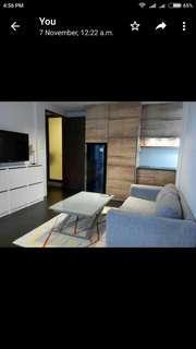 Studio apartment at novana mrt,