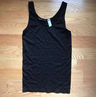 *SALE* Mendocino Black Tank Top