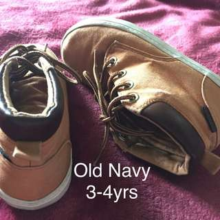 Preloved kid's shoes