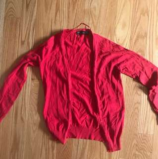 *SALE* Zara Pink Cardigan Sweater