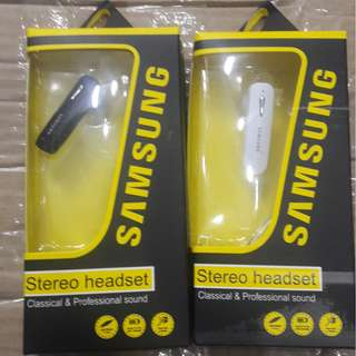 samsung single sebelah oem bluetooth headset