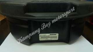 BOSE spare tyre subwoofer speaker