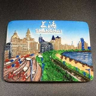 SHANGHAI_Souvenir_Fridge_Magnet_Peti Ais