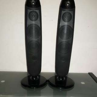New - Samsung Home Theatre Speakers - Selling The Speakers Only.