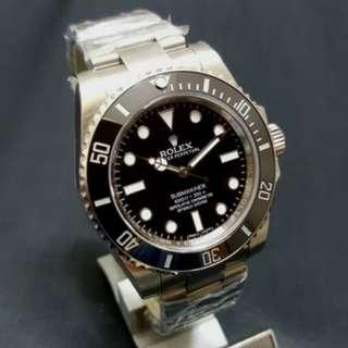 Jam tangan Rolex submariner swiss clone eta 1:1