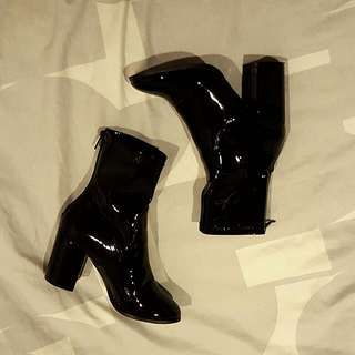 Therapy Hoxton Boots Size 5