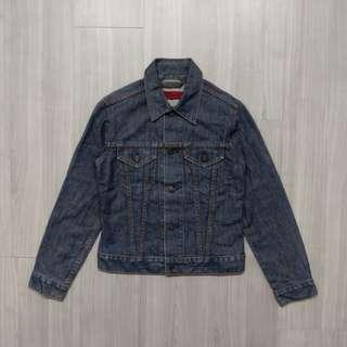Levis Levi's 78500-0339 女版S號原色牛仔外套