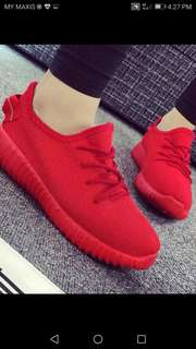 #fashion 100 Korea's fashion sports shoes-- Size 39#50%Off( U.P.Rm90)