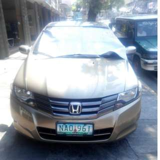 Second Hand Honda City for Sale at 300K (Automatic/Gasoline)