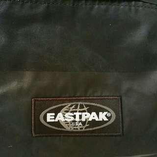 EastPak Backpack, Padded Pak'r Black, Compact Laptop Protection, 30L Jumbo Big Size Storage, Rare model with 2 useful side pockets,