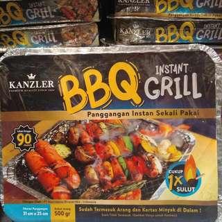 KANZLER BBQ INSTAN GRILL