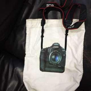 Tas gambar kamera canon