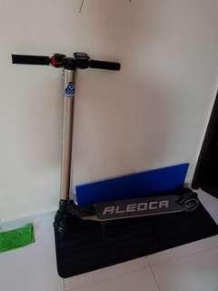 Aleoca e scooter