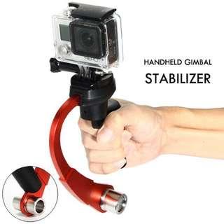 Gimbal Camera Stabilizer For Action Cam Go Pro SJCAM