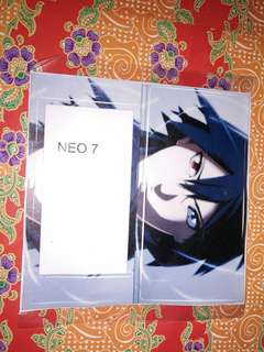 Garskin sasuke for Oppo neo 7