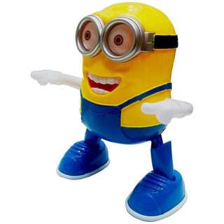 Dancing Musical Minion Toy