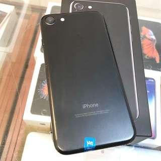 iPhone 7 128G 霧面黑 外觀漂亮 高價收購手機