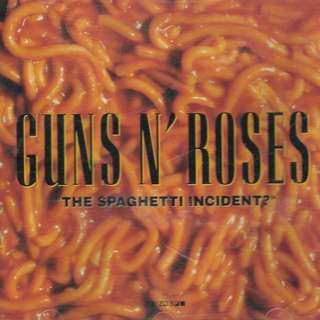 CD ALBUM - GUNS N' ROSES - THE SPAGHETTI INCIDENT   // BOX D //